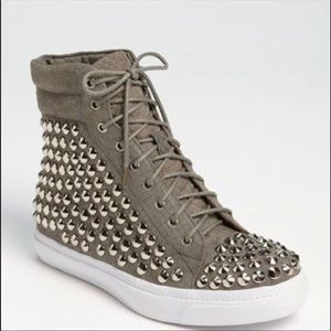 ISO Jeffrey Campbell Studded Shoes